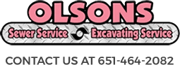 Olson's Sewer Service | Twin Cities Sewer & Excavation Experts
